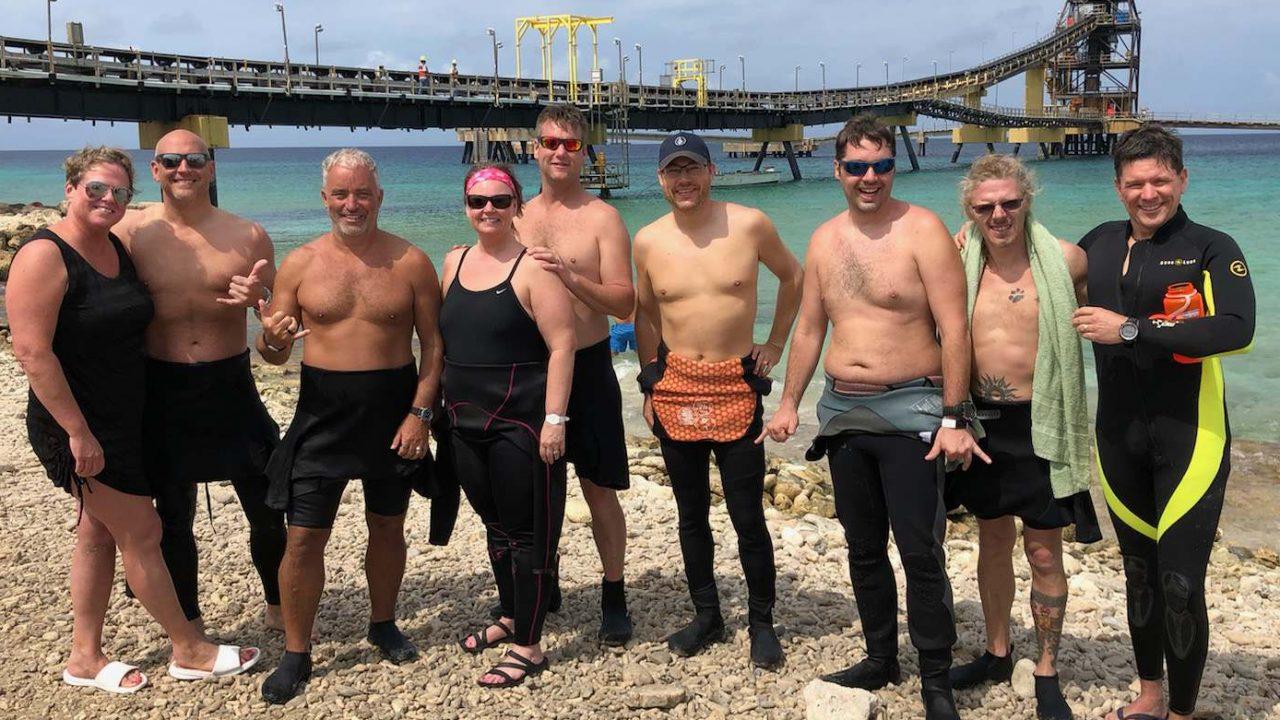 Dive Trip Fun